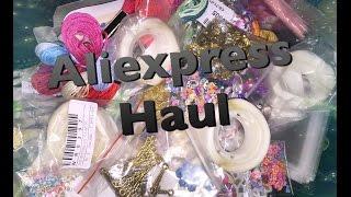 Aliexpress Haul deutsch Unboxing, Onlineshop DIY