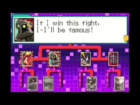 Mega Man Battle Network 4.5 Undernet Tournament WE