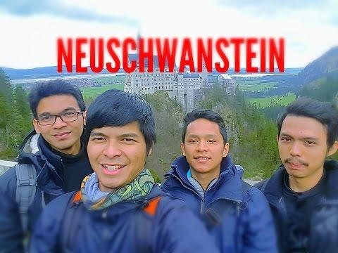 Tour de Harz go(w)es to Bayern 1/2 - SCHLOSS NEUSCHWANSTEIN