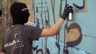 Graffiti-Krieg in Leipzig und das Versagen der Polizei