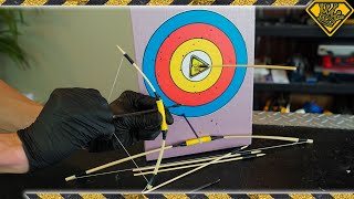 How Powerful Is A Pocket Longbow?