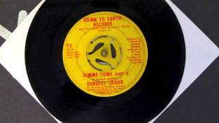 General Crook - Gimme Some (Part I)
