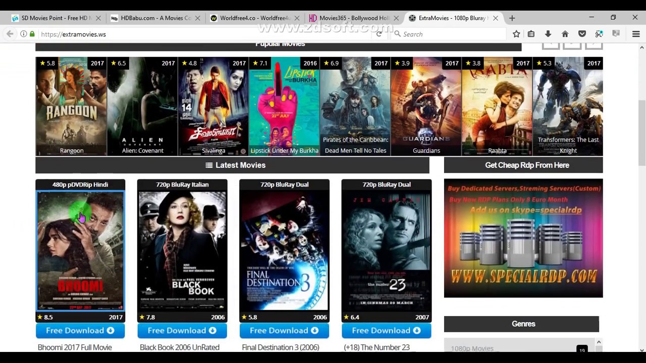 best movies free download hd