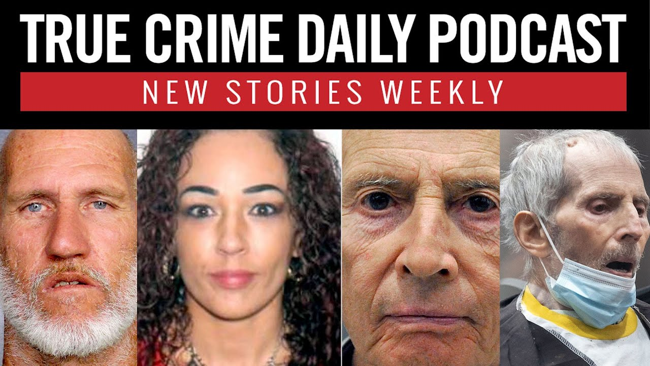 Paroled killer confesses to murdering Florida woman; Robert Durst sentenced to life in prison-TCDPOD