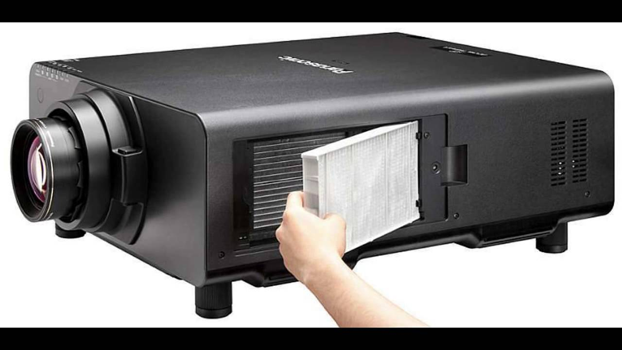 panasonic pt dz21k projektor 20000 ansilumen