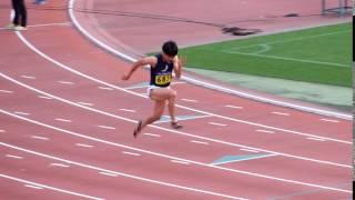 多田修平選手の走り(スタート前の練習) 全日本学生個人陸上2017 多田修平 検索動画 25