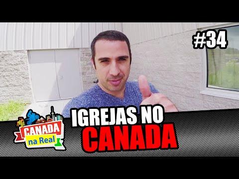 Igrejas no Canada   CANADA NA REAL