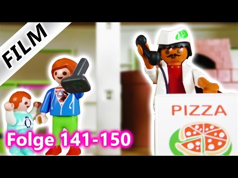 Playmobil Film Deutsch | Folge 141-150 | Kinderserie Familie