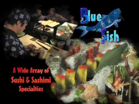 Blue Fish Japanese Steakhouse & Sushi Bar