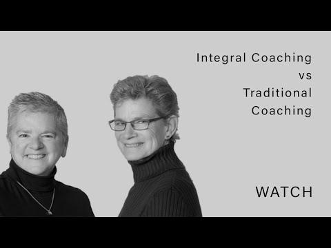 Integral Coaching Approach vs. Traditional Coaching