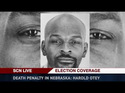 Nebraska Death Penalty: Harold Lamont Otey