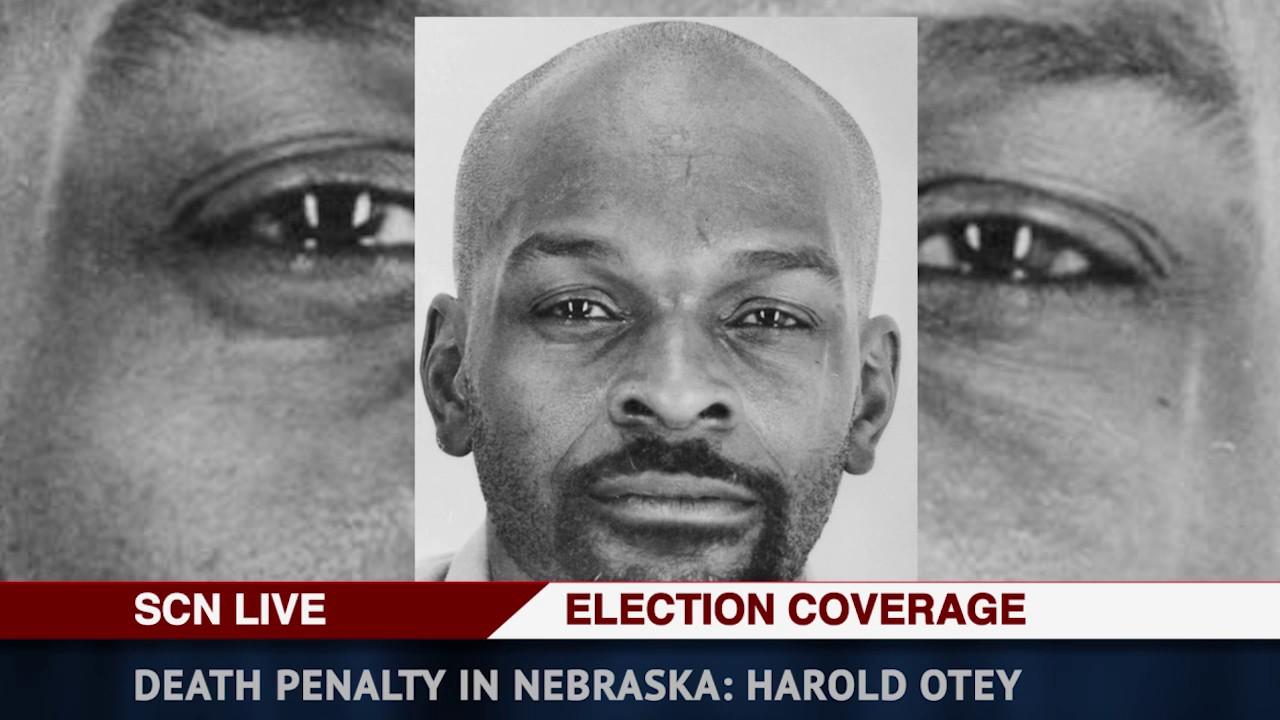 nebraska death penalty harold lamont otey youtube
