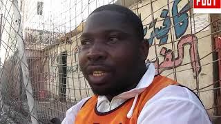 Raoul parle de La Solidarité entre Africaine en Egypte  par Vincent Kamto.avi