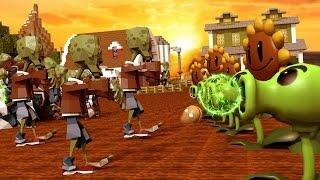 Minecraft | Morph Hide and Seek - PLANTS VS ZOMBIES! (PVZ Mod) thumbnail