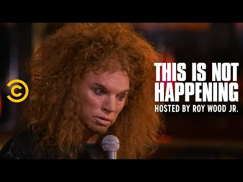 Carrot Top - Losing Your Props in a Fire - This Is Not Happening