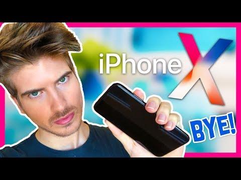 Why I'm Returning My iPhone X?!