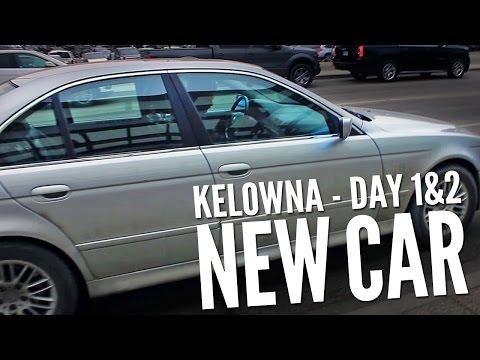 HE GAVE US HIS BMW!! (Kelowna, BC)