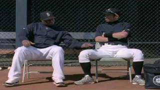 2010 Seattle Mariners Commercials with making video