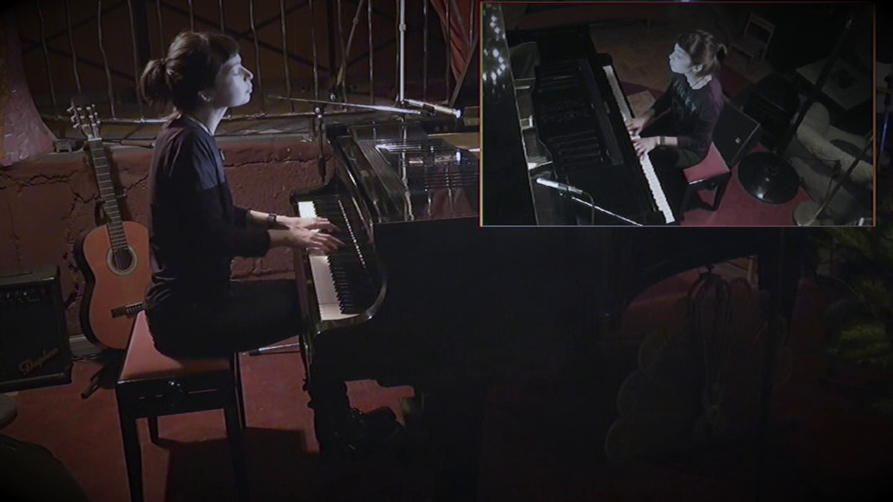 Nine Inch Nails - Hurt on grand piano - YouTube