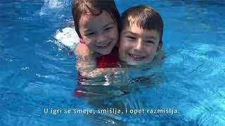 Swimming Dad - Zašto je važno da deca nauče da plivanje igrajući se