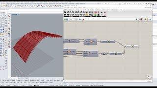 easy grasshopper tutorial structure gs07