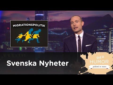 MIGRATIONSPOLITIK - SVENSKA NYHETER