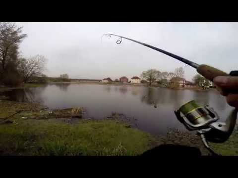 ловля щуки на воблер орбит 110 видео