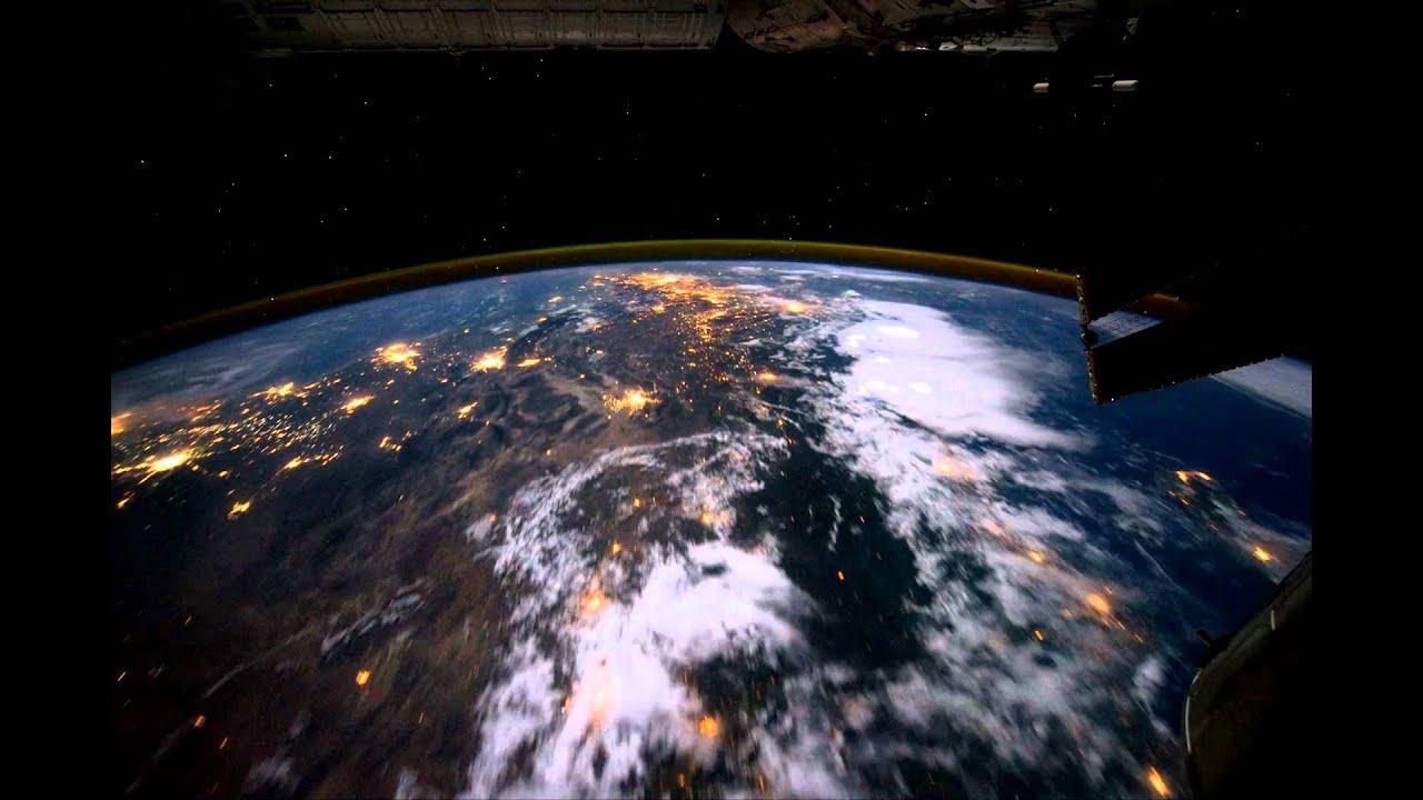 земля со спутника смотреть