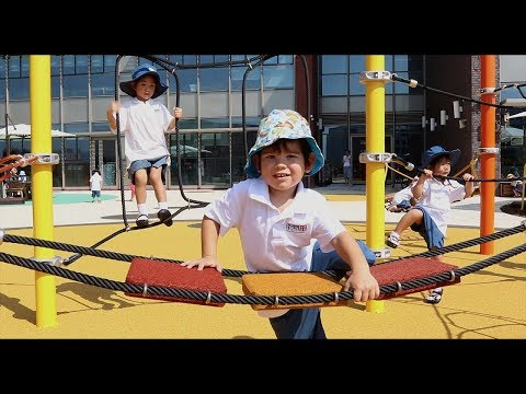 HKA - a new way to learn! The early childhood playscape