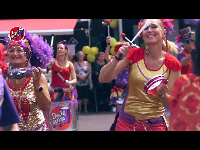 Samba Percussieband Dale Caña Promo september 2019