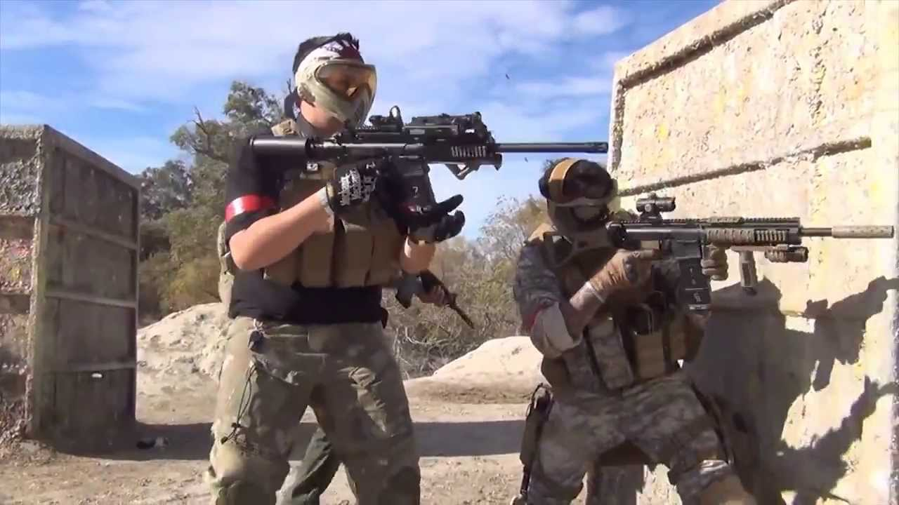 THIS is Mag-Fed Paintball!! - YouTube