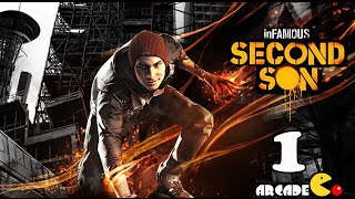 infamous Second Son Gameplay Walkthrough Part 1 - Becoming a Hero