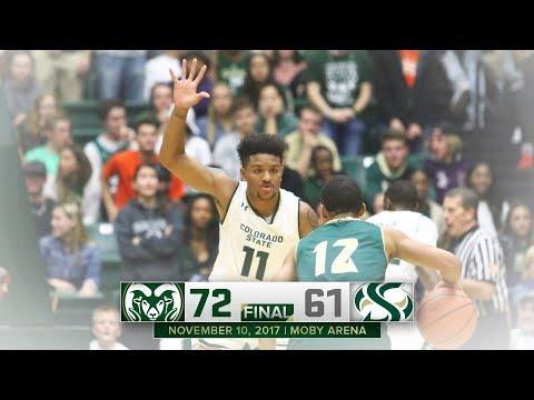 Colorado State Basketball (M): Highlights vs. Sacramento State