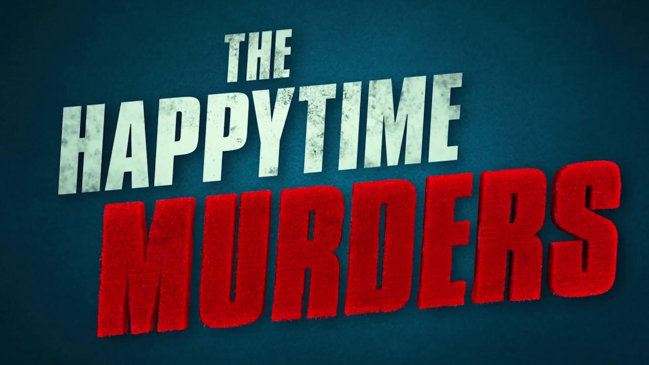 THE HAPPYTIME MURDERS - 23 AUGUSTUS IN DE BIOSCOOP