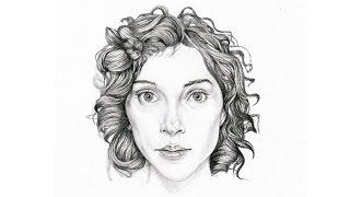 St. Vincent portrait drawing - Joe Rocky Holey HD 720p