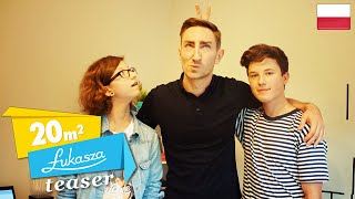 GENIALNI !!! ICH PIERWSZY WYWIAD ! ODKRYCIE - The Dumplings w 20m2 Łukasza - talk-show, teaser 71