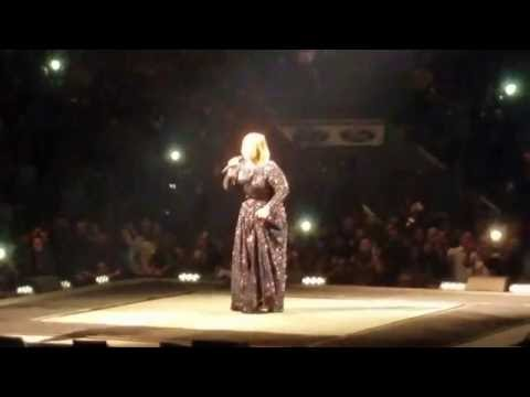 Adele - Hello, Live in Dallas 11.2.16 (opener)
