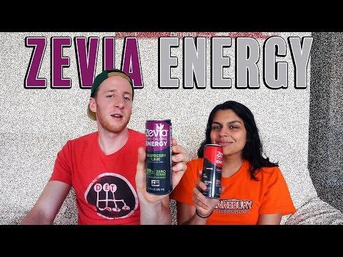 zevia-energy-drinks-review- -taste-test- -zevia-soda