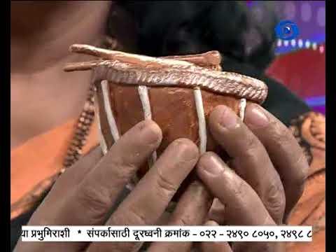 Sakhi Sahyadri - 03 July 2018 - कला कौशल्य टाकाऊ वस्तूपासून पर्यावरणस्नेही वस्तूंची निर्मिती