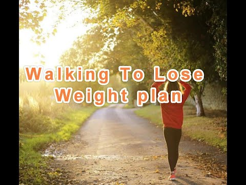 Walking To Lose Weight Plan: Essential Guide to Lose Weight, Burn Fat & Increase Metabolism