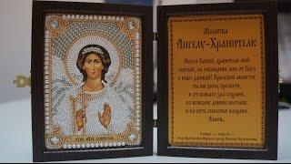 Обзор Православного складня от фирмы Nova Sloboda
