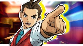 【 Apollo Justice: Ace Attorney 】 Blind Nintendo 3DS Playthrough - Part 1