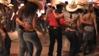Country and Western Dance Lessons from the Broken Spoke in ...