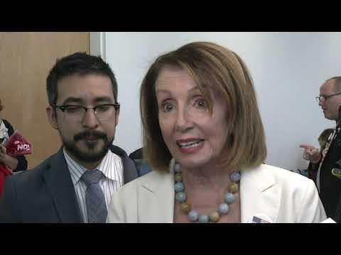 Pelosi: Trump's handling of Khashoggi 'looks silly'
