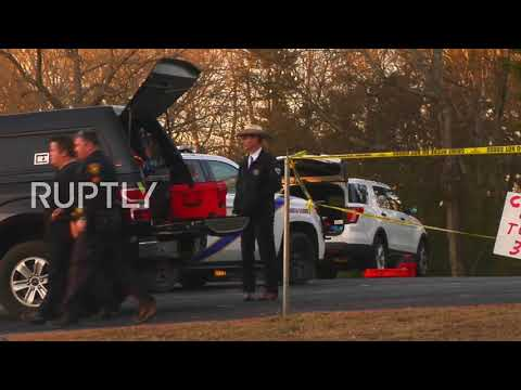 USA: Pastor killed, 2 injured in Texas church shooting