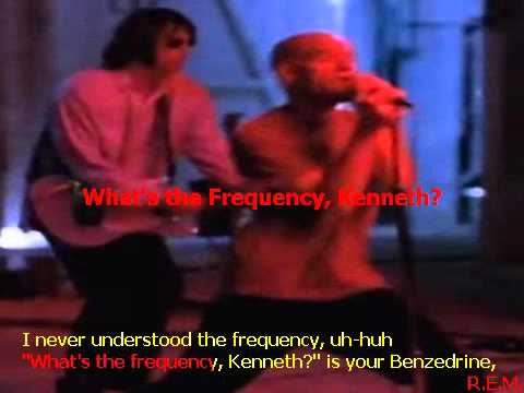 What's the Frequency, Kenneth Karaoke