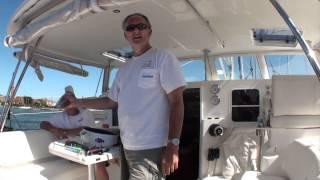Antares Catamaran Sail Fish
