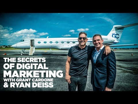The Secrets of Digital Marketing with Ryan Deiss & Grant Cardone - Power Players