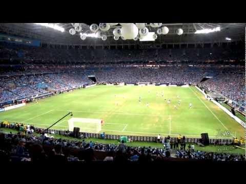Inauguração da ARENA do Grêmio - 08/12/2012