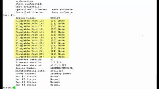 How to Display System and Hardware Information in Avaya WLAN 8100 Wireless Controller from the CLI